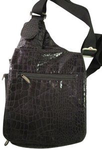 Travelon Organizer Faux Croc Onm 002 Cross Body Bag