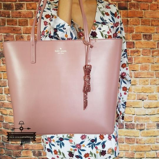 Kate Spade Tote in dusty peony Image 4