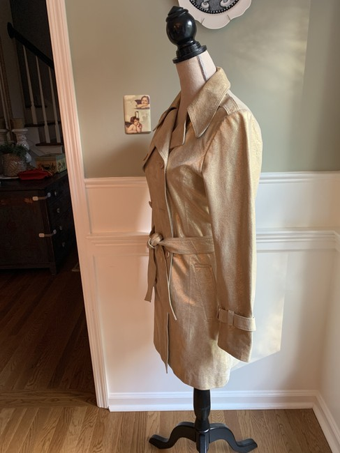 Till the End Trench Coat Image 5