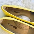 Chico's yellow Flats Image 2