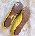 Chico's yellow Flats Image 3