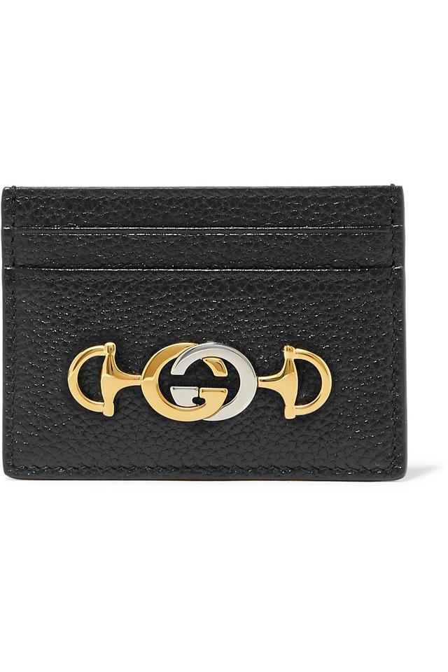 003b2c2d4ab1 Gucci Brand New - Gucci Zumi Leather Cardholder Image 0 ...