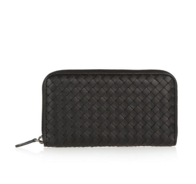 Bottega Veneta Black Continental Wallet Bottega Veneta Black Continental Wallet Image 1
