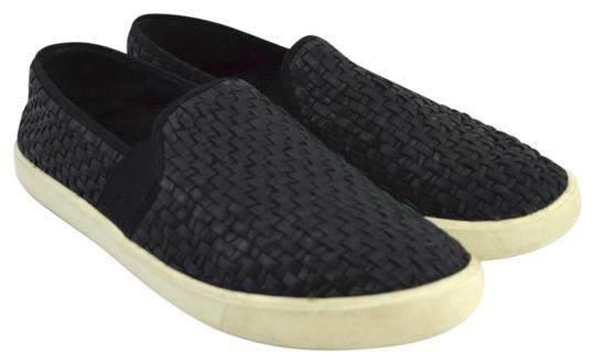 Preload https://img-static.tradesy.com/item/25049724/vince-black-white-woven-slip-on-sneakers-177-11-flats-size-us-85-regular-m-b-0-3-540-540.jpg