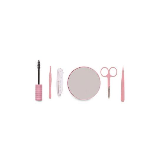 Juicy Couture 6pc Brow Grooming Mirror Tool Gift Set Image 1