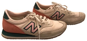 New Balance pink and green Athletic