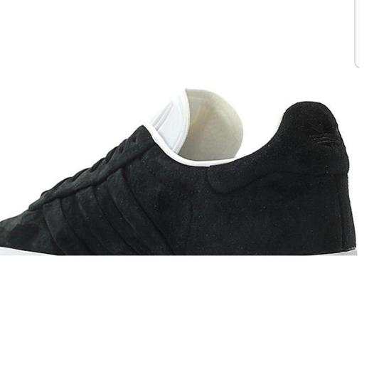 J.Crew Black suede upper with white soles Athletic Image 1