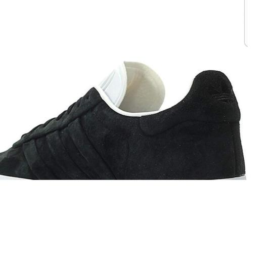J.Crew Black suede upper with white soles Athletic Image 2