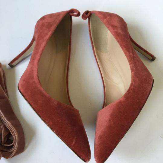 J.Crew rusted red Pumps Image 3