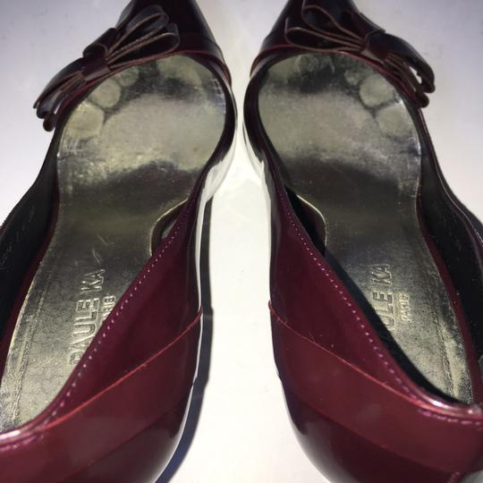 PAULE KA red Pumps Image 7