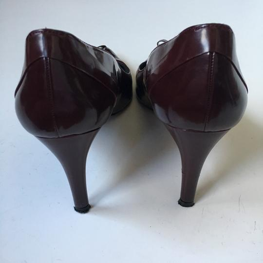 PAULE KA red Pumps Image 8