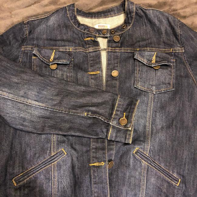 Denim Jacket Womens Jean Jacket Image 1