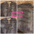 Denim Jacket Womens Jean Jacket Image 3