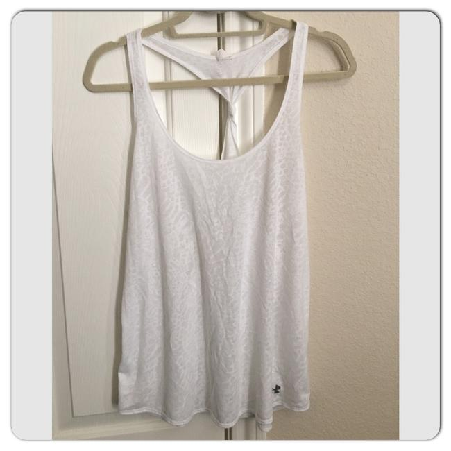 Preload https://img-static.tradesy.com/item/25050053/under-armour-white-tank-topcami-size-8-m-0-0-650-650.jpg