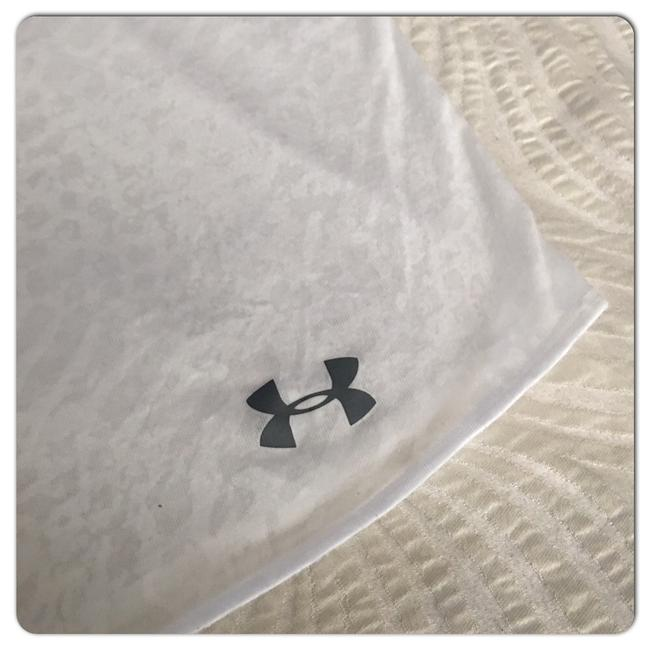 Under Armour Top White Image 4