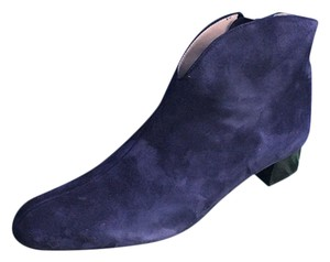 French Sole Blue Boots
