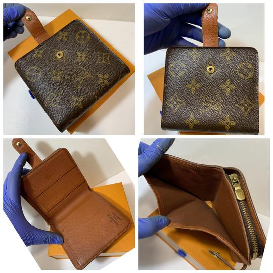 Louis Vuitton Compact Zippy Bifold Wallet with box only Image 1