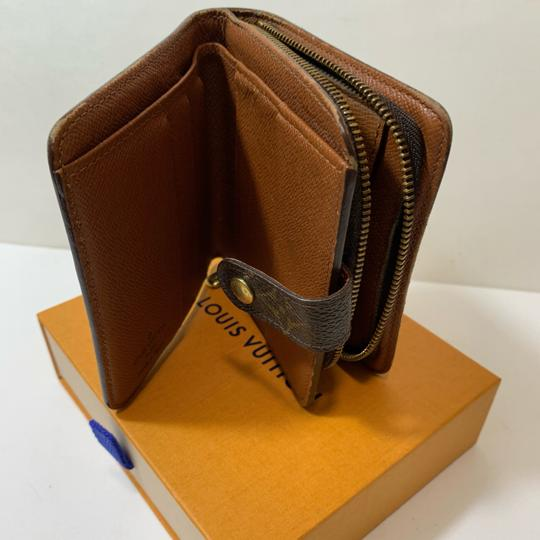 Louis Vuitton Compact Zippy Bifold Wallet with box only Image 10