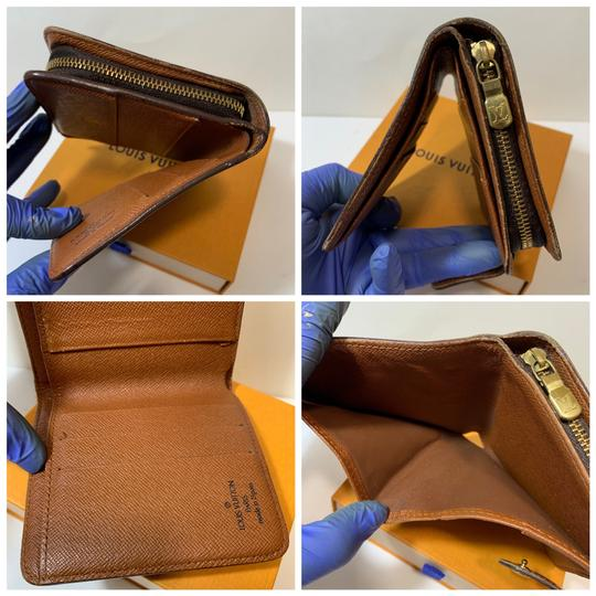 Louis Vuitton Compact Zippy Bifold Wallet with box only Image 2