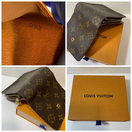 Louis Vuitton Compact Zippy Bifold Wallet with box only Image 5