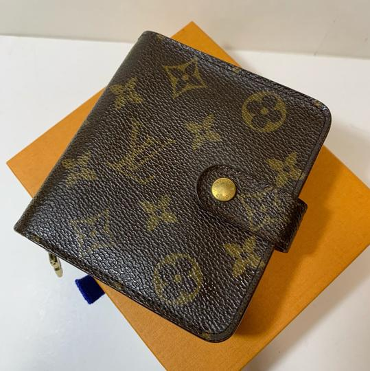 Louis Vuitton Compact Zippy Bifold Wallet with box only Image 7