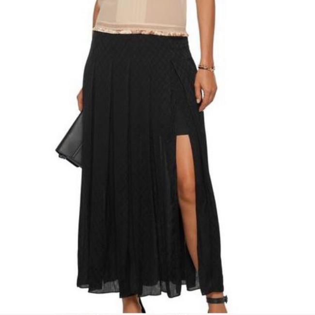black/cream Maxi Dress by Sandro Image 6
