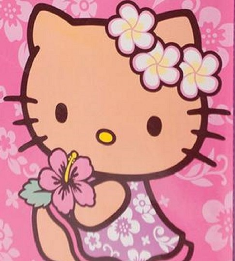 Sanrio Tote in Pink Image 1