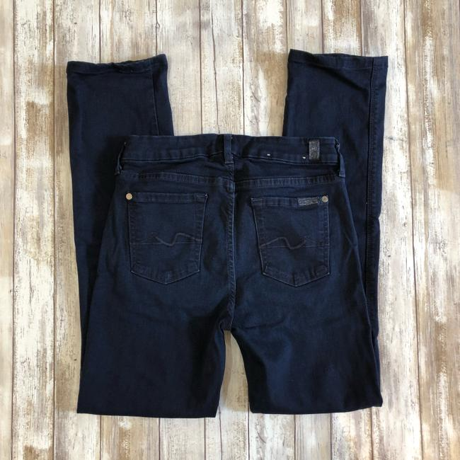 7 For All Mankind Straight Leg Jeans Image 6