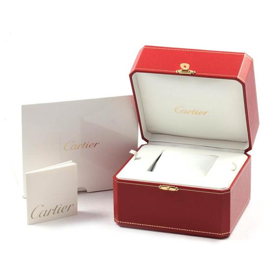 Cartier Cartier Tank Americaine 18K Yellow Gold Ladies Watch W26015K2 Image 8