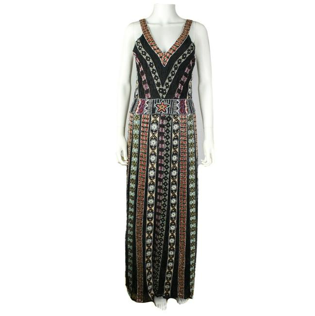 Black Maxi Dress by Alice + Olivia Image 11