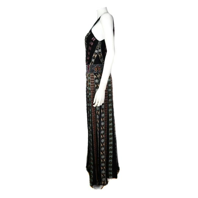 Black Maxi Dress by Alice + Olivia Image 6