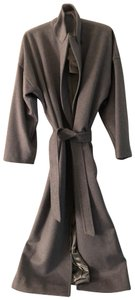 Max Mara Cashmere Wrap Trench Coat