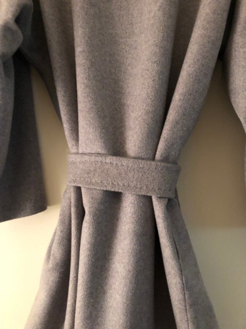 Max Mara Cashmere Wrap Trench Coat Image 1