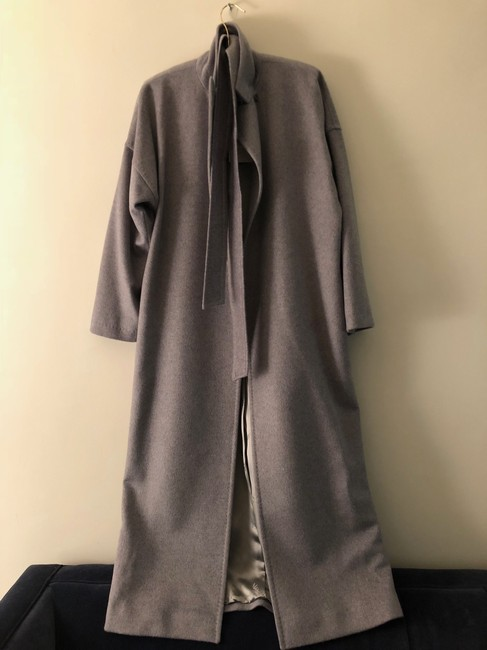 Max Mara Cashmere Wrap Trench Coat Image 2
