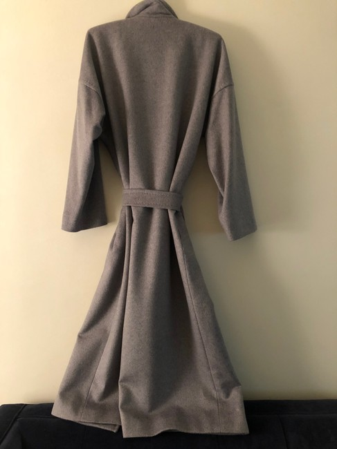 Max Mara Cashmere Wrap Trench Coat Image 3