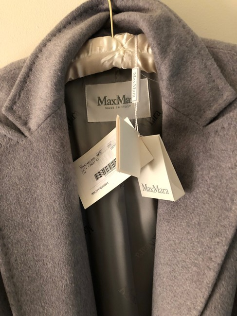 Max Mara Cashmere Wrap Trench Coat Image 6