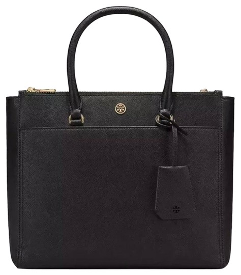 Preload https://img-static.tradesy.com/item/25051368/tory-burch-robinson-488100218-black-faux-leather-satchel-0-2-540-540.jpg