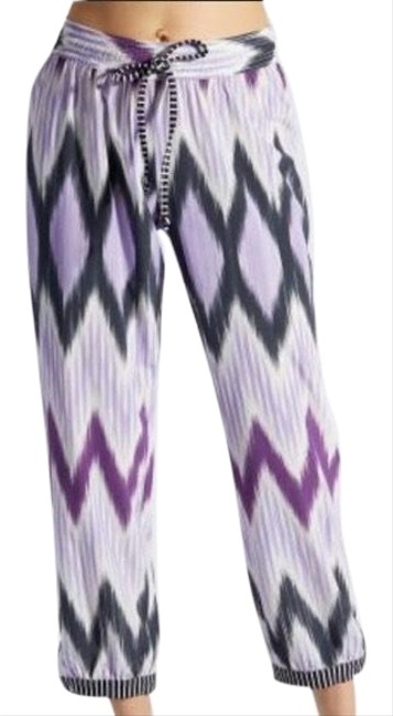 Preload https://img-static.tradesy.com/item/25051411/calypso-st-barth-purpleblack-jaynla-pants-size-0-xs-25-0-1-650-650.jpg