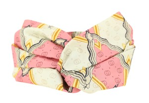 Gucci Gucci Printed Silk-Twill Headband