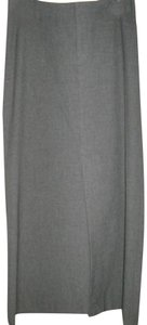 Old Navy Skirt Charcoal Gray