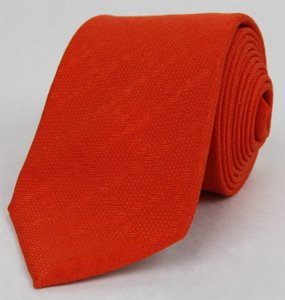 Gucci Orange New Men's Silk Woven Diamante Neck 352943 7500 Tie/Bowtie