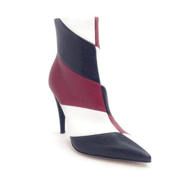 Item - Black / White / Red Hadley Boots/Booties Size EU 39 (Approx. US 9) Regular (M, B)