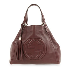 2e259f774330 Purple Gucci Shoulder Bags - Up to 90% off at Tradesy