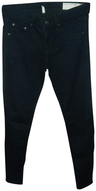 Item - Blue Dark Rinse Midnight Jeggings Size 26 (2, XS)