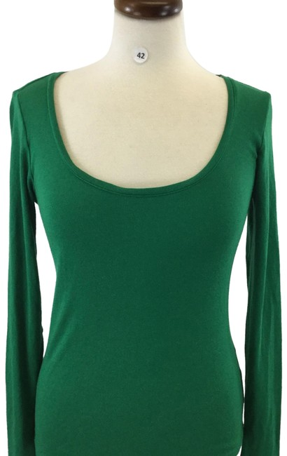 Item - Green Tee Shirt Size 8 (M)