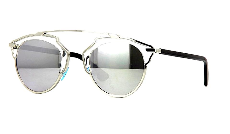 f5cd113cdefd Dior Palladium Silver - Silver Mirror Lens So Real Appdc Free 3 Day  Shipping Sunglasses