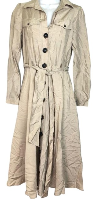Preload https://img-static.tradesy.com/item/25052919/monsoon-beige-button-down-belted-pockets-mid-length-workoffice-dress-size-4-s-0-1-650-650.jpg