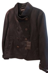 Giorgio Armani Beautiful textured fabric, Cropped Jacket