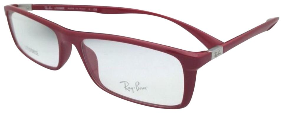 5879852460 Ray-Ban New RAY-BAN Rx-able Eyeglasses LITEFORCE RB 7035 5435 54 ...