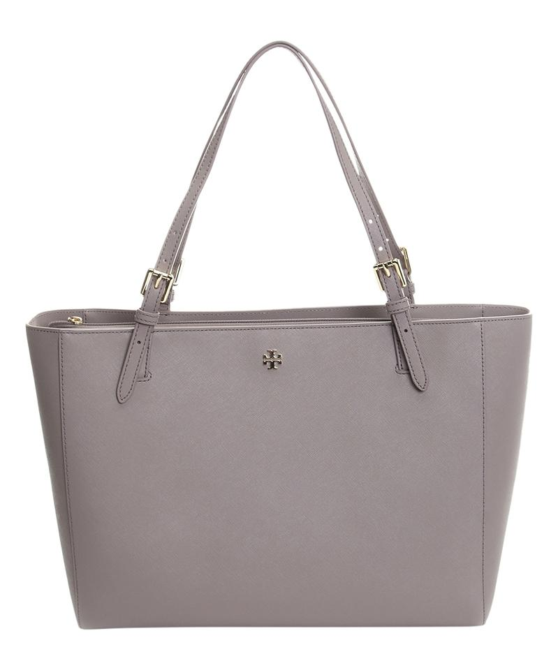 fdd05bf49f910 Tory Burch Leather Saffiano Leather Work Tote Large Work Classy Tote  Shoulder Bag Image 0 ...